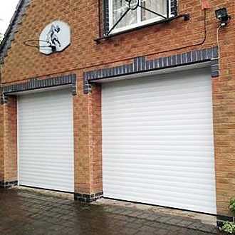 Domestic and residential Garage Doors