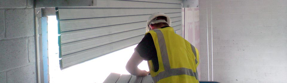 Security Roller Shutters Repair and Maintenance by Securi-Doors Hertfordshire